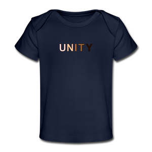 Unity Wins Organic Baby T-Shirt - Fitted Clothing Company
