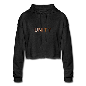 Unity WIns Women's Cropped Hoodie - Fitted Clothing Company