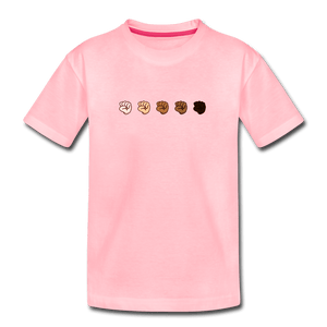 U Fist Kids' Premium T-Shirt - pink