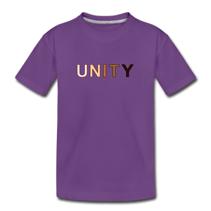 Unity Kids' Premium T-Shirt - purple