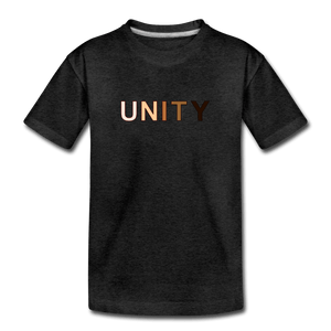 Unity Kids' Premium T-Shirt - charcoal gray