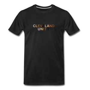 Cleveland Unity Men's Premium T-Shirt - black