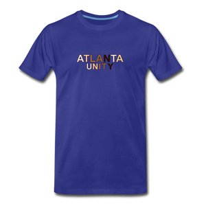 Atl Unity Men's Premium T-Shirt - royal blue