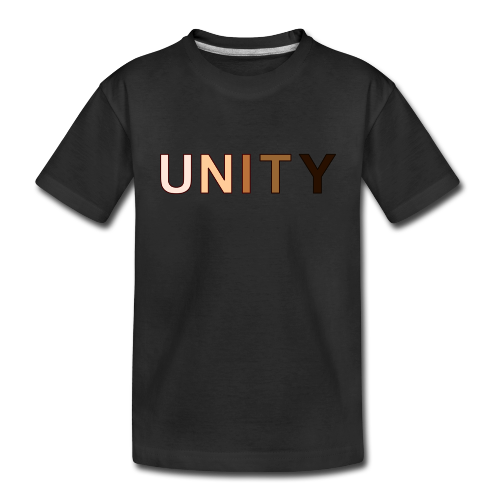 Unity Wins Toddler Premium T-Shirt - white