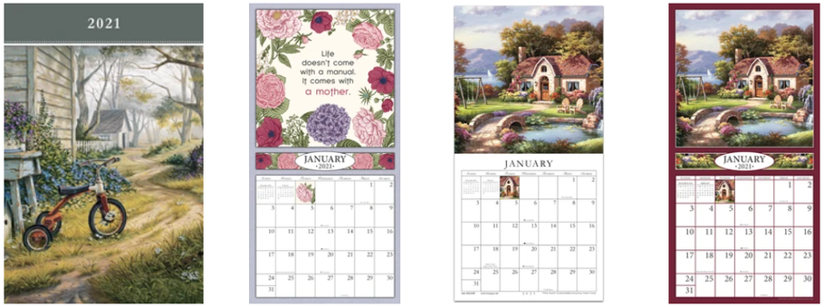 Calendars – Own all the time you have!