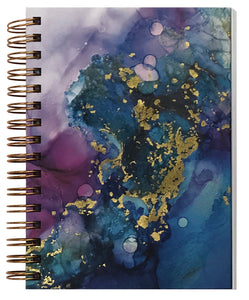 Splatter printed Journal