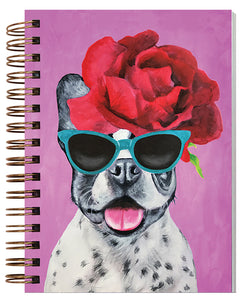 Cool Dog printed Journal