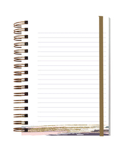 Abstract Lines printed Journal