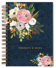 Load image into Gallery viewer, Painted Floral printed Journal