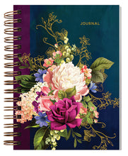 Load image into Gallery viewer, Botanical printed Journal