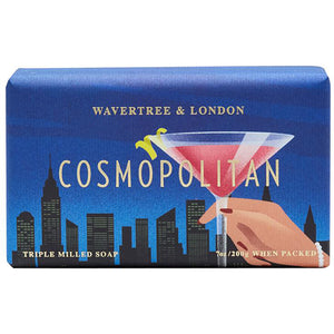 Cosmopolitan Natural Bar Soap