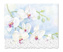 Load image into Gallery viewer, White Orchid Boxed Notecards