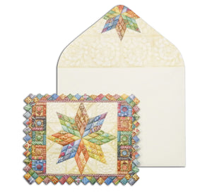Quilt Boxed Notecards
