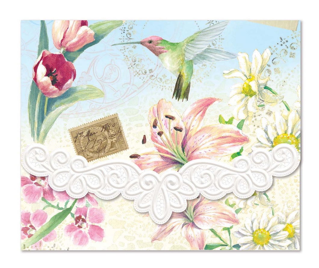 Floral Delights Boxed Notecards