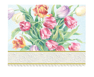 Tulips Boxed Notecards