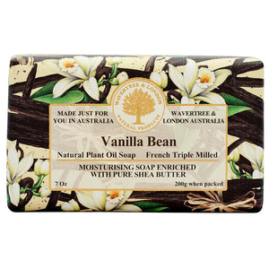 Vanilla Bean Natural Bar Soap
