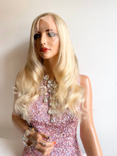 Load image into Gallery viewer, LIMA balayage Blonde FULL LACE wig 18""