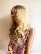 Load image into Gallery viewer, Balayage Blonde FULL LACE wig 18""