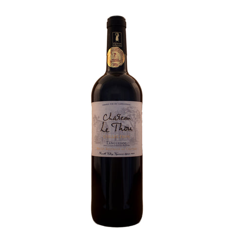 2015 Château Le Thou Collection Rouge