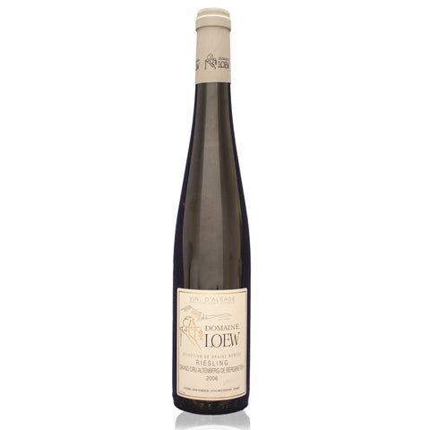 2015 Domiane Loew Riesling Grand Cru Altenberg De Bergbieten – Selection De Grains Nobles