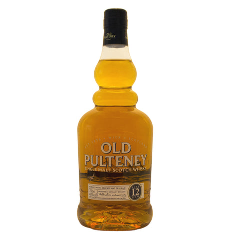 Old Pulteney Single Malt 12 år ¾ ltr. 40% alkohol