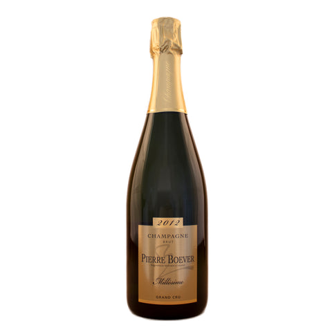 2012 - Pierre Boever Carte D`Or Champagne Grand Cru