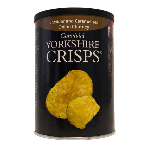 Yorksire Chips Cheddar & Onion