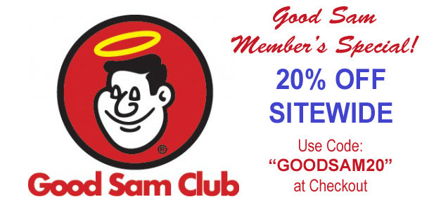 Good Sam 20% Off Members Only