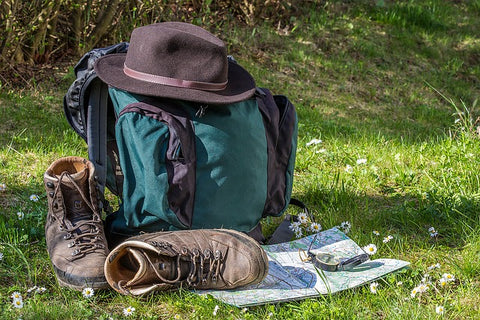 InstaFire presents spring hiking tips