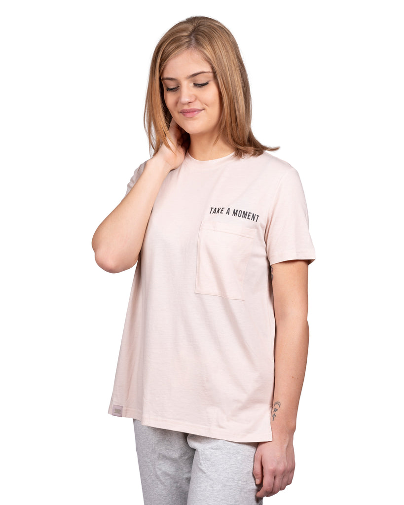 Current Mood Boyfriend T-Shirt - MORNINGS ARE FOR COFFEE AND CONTEMPLATION
