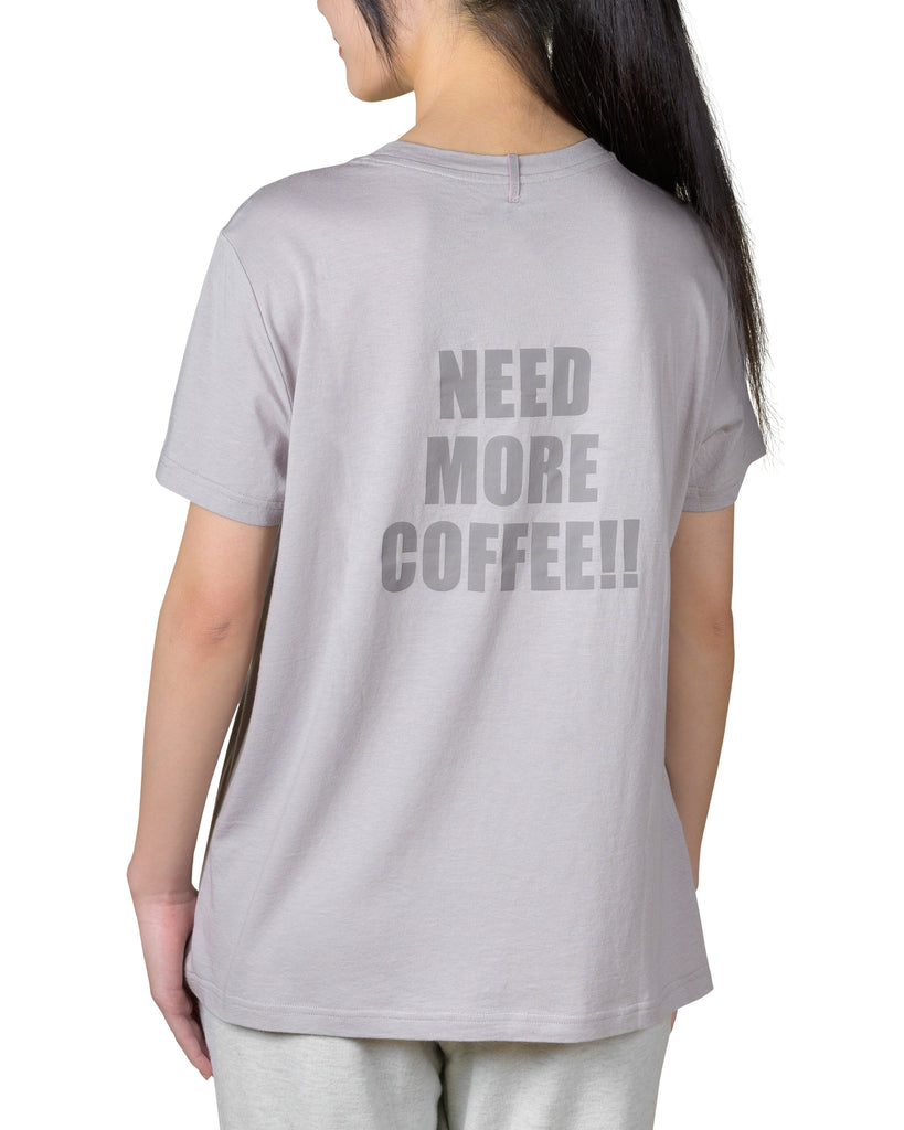 Current Mood Boyfriend T-Shirt - NEED MORE COFFEE!!