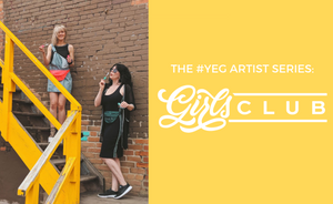 Artists of Edmonton | Girls Club DJs