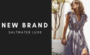 NEW BRAND | Saltwater Luxe