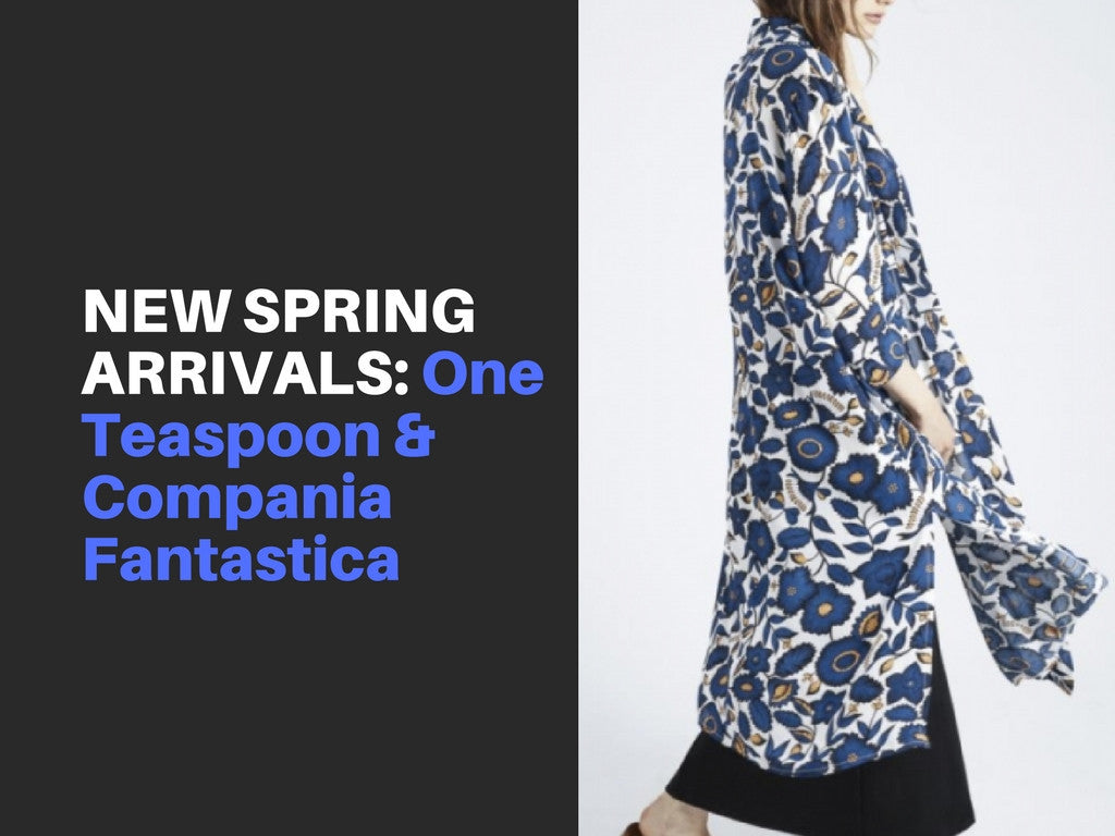 NEW ARRIVALS | One Teaspoon & Compañia Fantastica