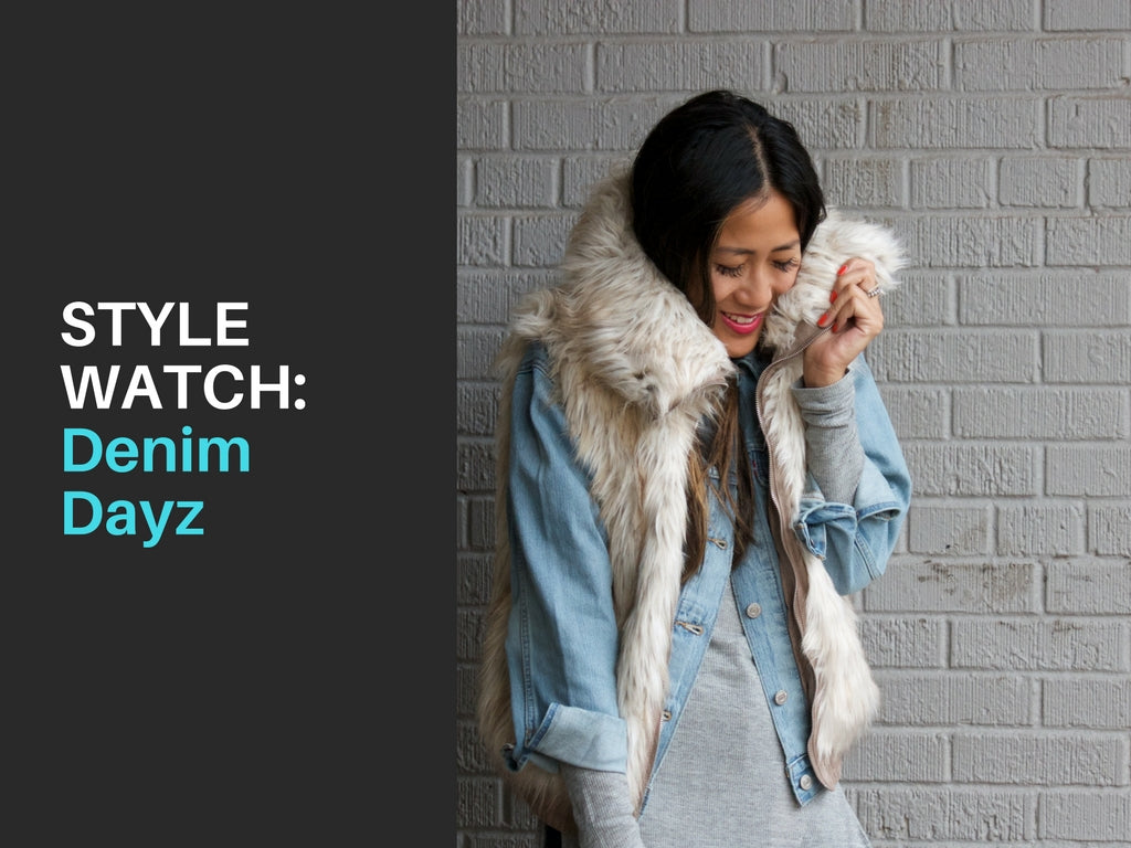 STYLE WATCH | Denim Dayz