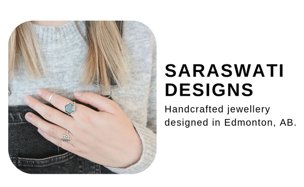 Saraswati Designs - Locally made in Edmonton, AB.