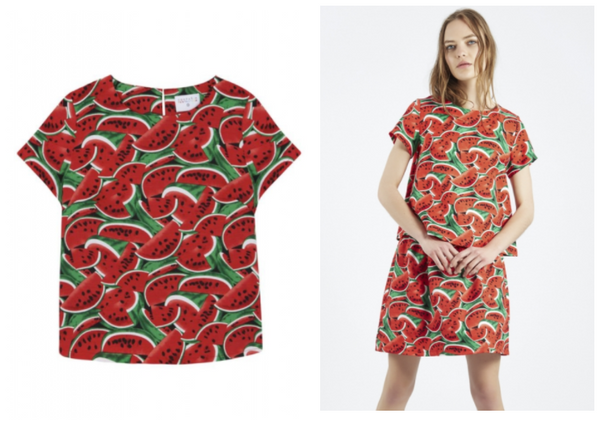 compañia fantastica Watermelon Top