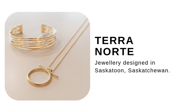 Terra Norte - Jewellery handcrafted in Saskatoon.