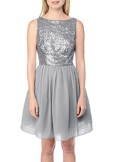 Jack sequin holiday party dress