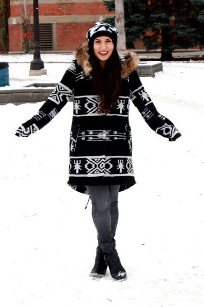 BB Dakota Holiday Coats 2014 Edmonton Bamboo Ballroom Gift Idea