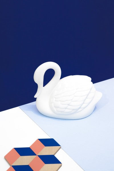swan nightlight for kids and the home