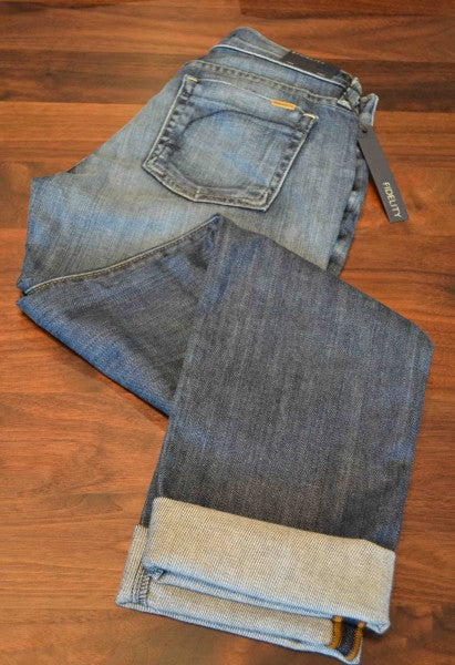 """""""Fidelity Cropped jeans from Bamboo Ballroom in Edmonton, Alberta, Canada"""""""