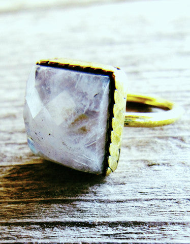 grace ring moonstone