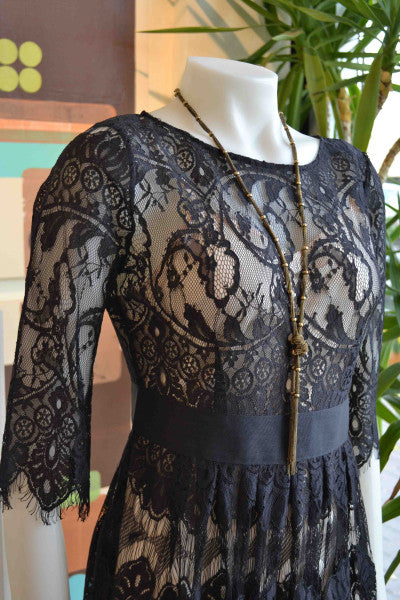 BB Dakota lace dress from Bamboo Ballroom in Edmonton, Alberta, Canada