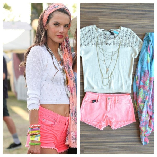 """Get her look: Festival Style from Bamboo Ballroom in Edmonton, Alberta, Canada"""