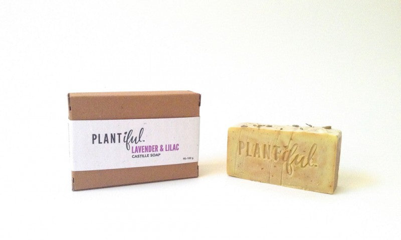 plantiful all natural lavender and lilac