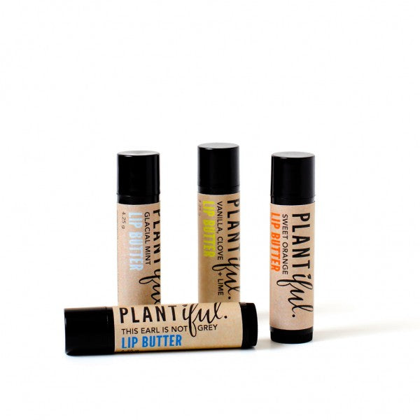 plantiful all natural lip butters