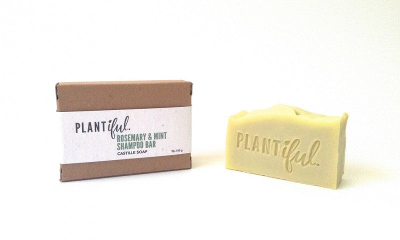 plantiful all natural rosemary mint