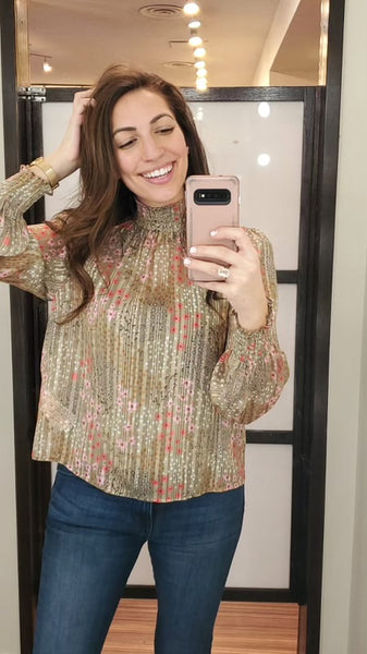Monet Blouse