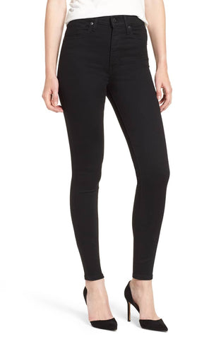 Mile High Super Skinny - Black Galaxy